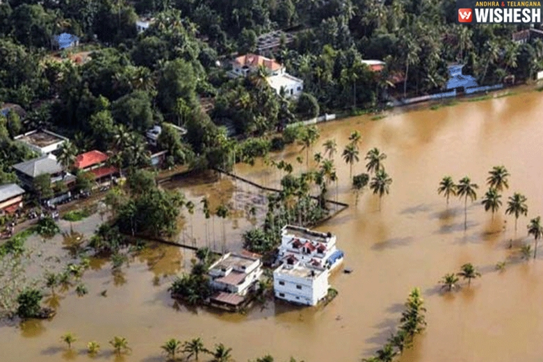 Kerala Floods: 67 Killed And 33 Dams Opened