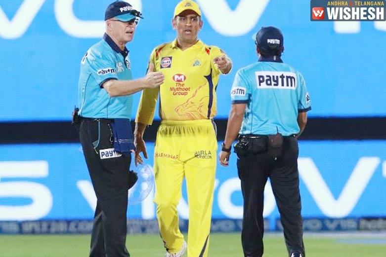 After a Fierce Argument With Umpires, Dhoni Fined Heavily