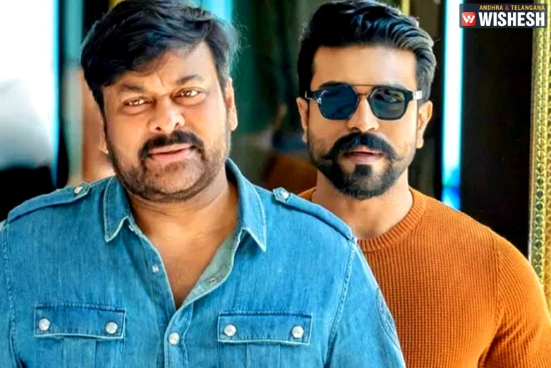 Megastar and Charan fighting out for Acharya