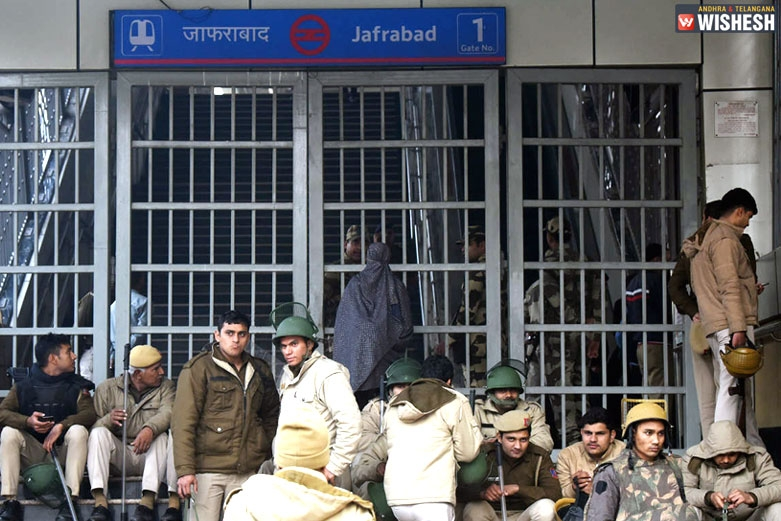 After Violence, 5 Metro Stations in Delhi to Remain Closed