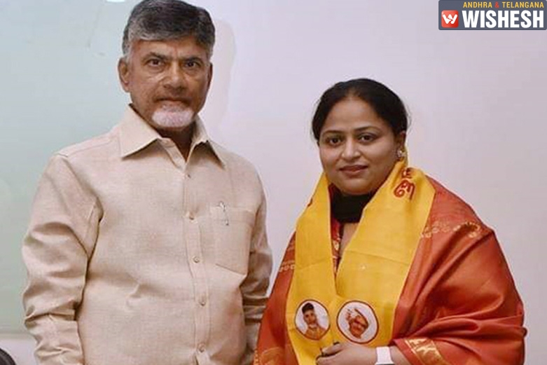 Minority Woman Offered TDP's First MLA Ticket