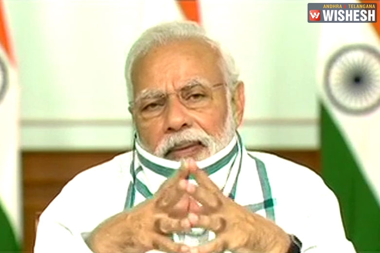Narendra Modi Hints About A Graded Exit From Lockdown