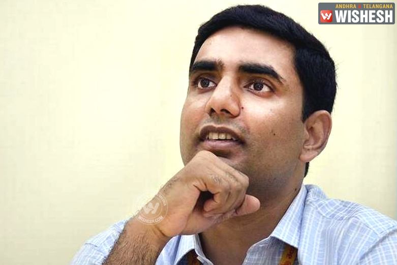 Shocking: No Place for Lokesh in Cabinet