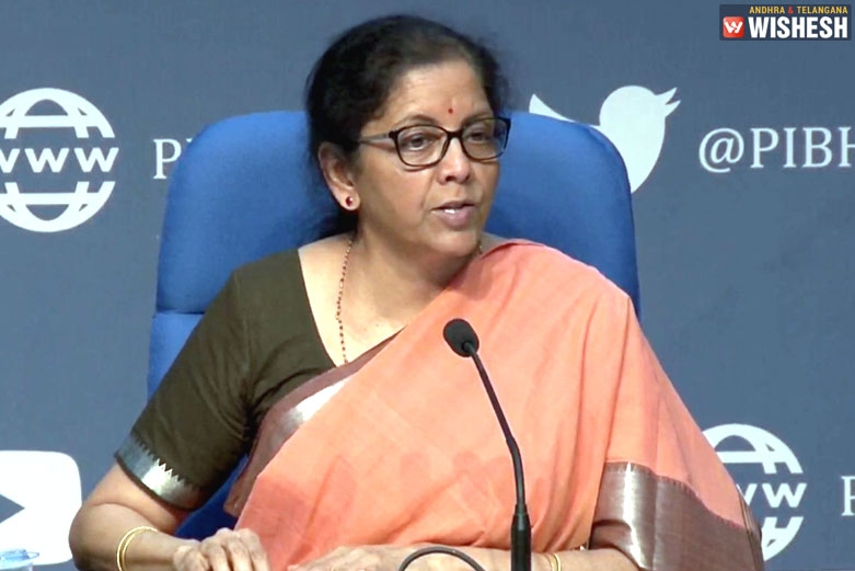 Nirmala Sitharaman Announces Rs 1.7 Lakh Crore Package For Poor