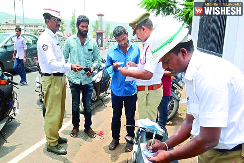 No Case Booked on Professionals Says Traffic Police