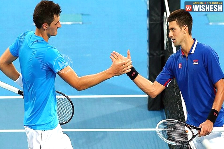 Novak Djokovic: Bernard Tomic is not committed to Tennis
