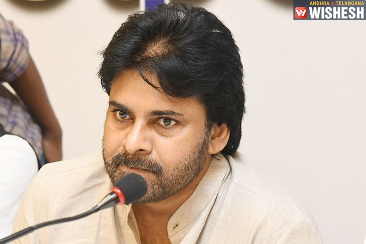 Pawan Kalyan Takes a Dig on YSRCP