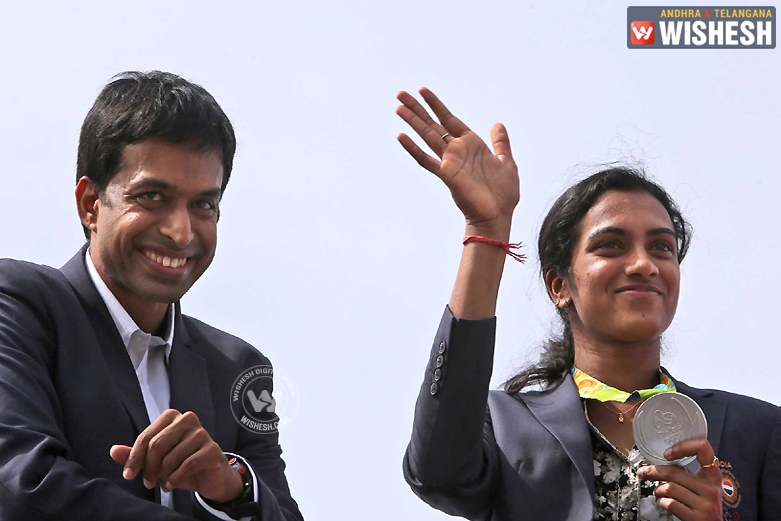 """It's Time to Celebrate"": Pullela Gopichand"