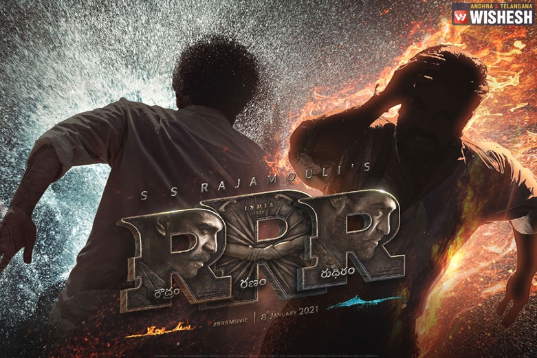 RRR Motion Poster Receives Thumping Response
