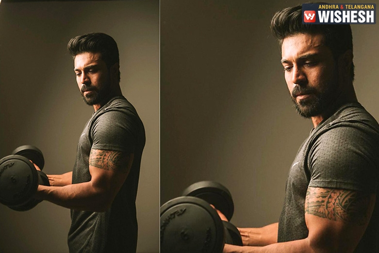Ram Charan's Latest Photoshoot For B Positive Magazine Is Striking