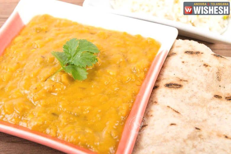 Recipes with Left Over Dal