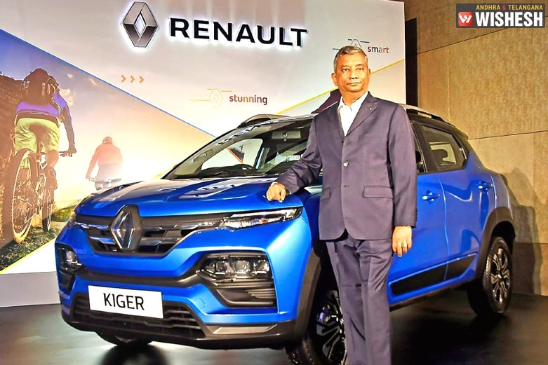 Renault Kiger launched in India, priced at Rs 5.45 Lakh