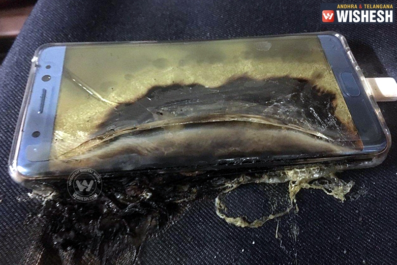Samsung Galaxy Note 7 phones banned in US flights