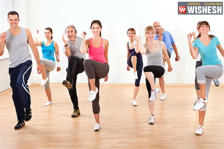 Simple Dances To Help You Lose Weight Easily