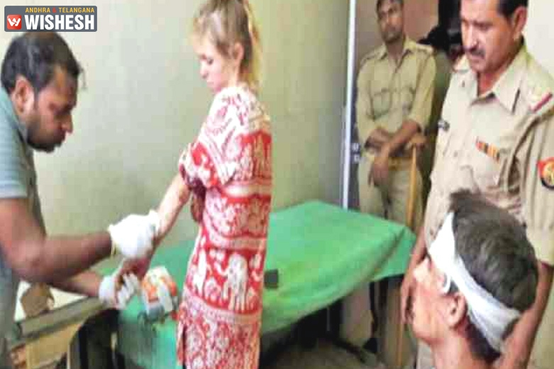 Swiss Couple Stalked, Brutally Thrashed In UP