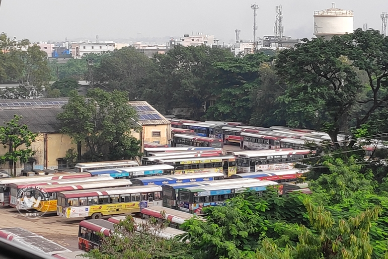 TSRTC Strike: No talks between Government and JAC
