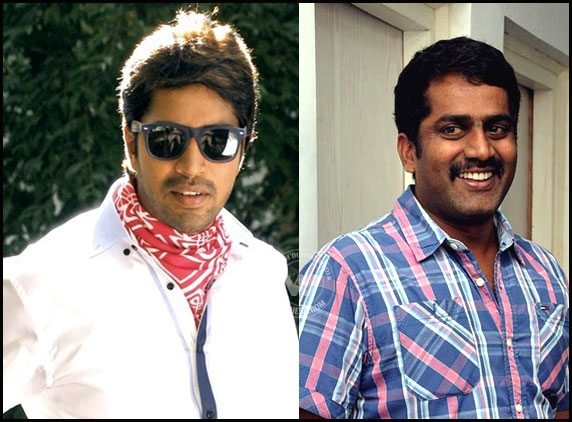 Allari Naresh to team with Bhai director