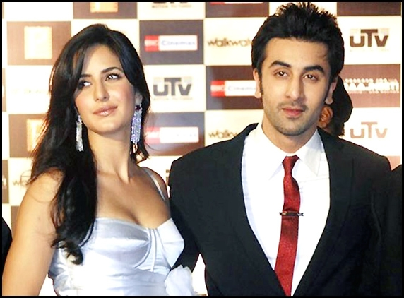 Katrina Kaif, Ranbir New Year Celebration in London