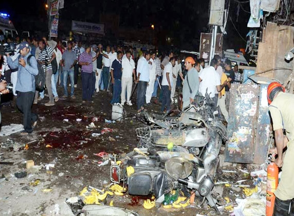 Hyderabad Blasts: Police share information with terrorists, unknowingly
