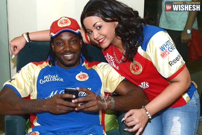 Gayle's daughter name 'Blush' has controversial past!