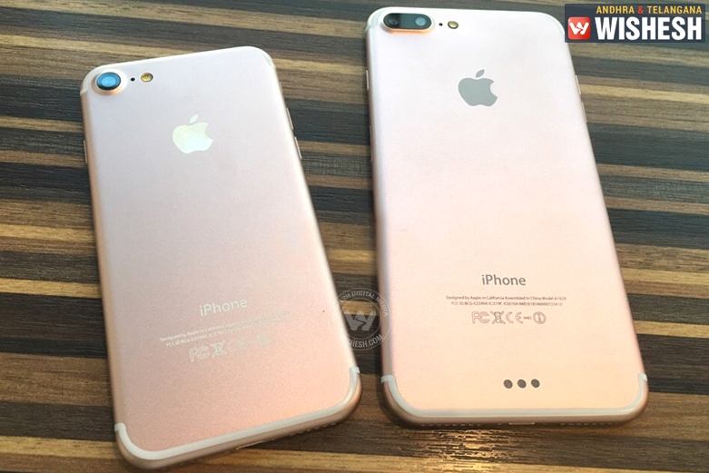 iPhone 7 & iPhone 7 Plus Pre-Order to Start Today